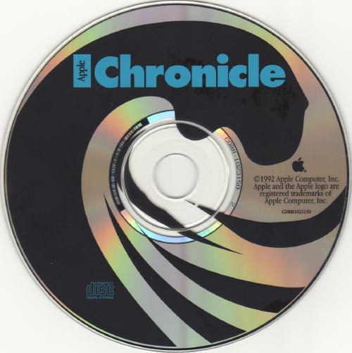 Apple Chronicle CD